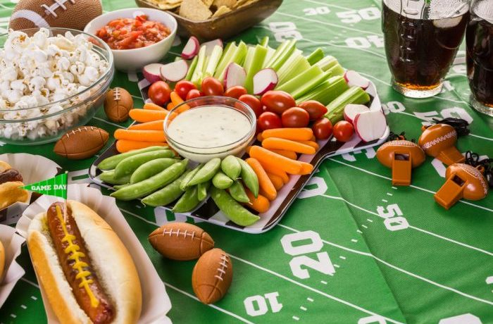 How to Throw the Best Football Party